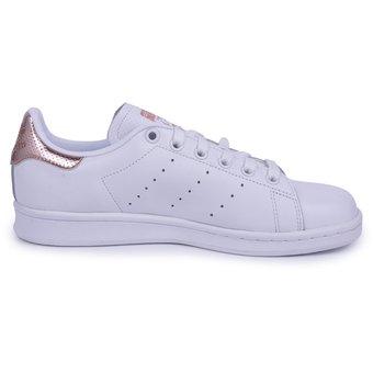 sports shoes ed55e 1f44e ... where can i buy agotado tenis stan smith bb1434 adidas para mujer blanco  rosa plata 2d2d8