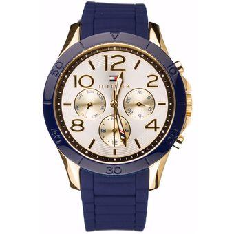 Compra Reloj Tommy Hilfiger 1781523 Para Dama-Azul online  78b604db4672