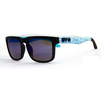 8e6c17af Gafas Lentes Spy, Ken Block Uv 400 con Estuche Para Deportes Extremos Black  Frame Blue World