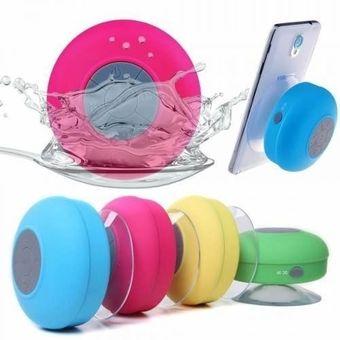 Parlante Ducha Kelyx KLSP02 Bluetooth Waterproof Fucsia