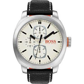4b0409cce5e2 Reloj Análogo Marca Hugo Boss Modelo  1550026 Color Plata Para Caballero