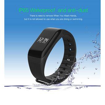 c026db0c3f28 Smartwatch Sleep Monitor Deportiva Reloj Inteligente -Negro