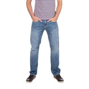 763064bb52 Pantalon Mezclilla Innermotion Jeans Est. 3202 Straight - Azul