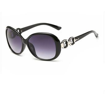 037be65a2d Agotado Grande Marco Gafas De Sol Mujer Ocio Ojo Los Anteojos Gradiente  Lentes -Ner
